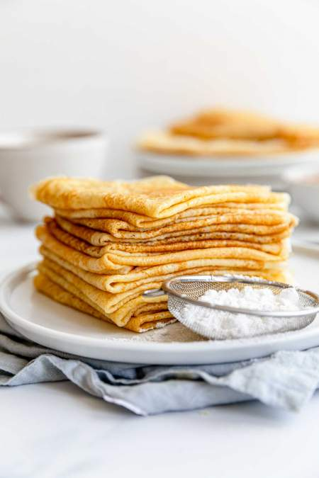 How to make Crêpes
