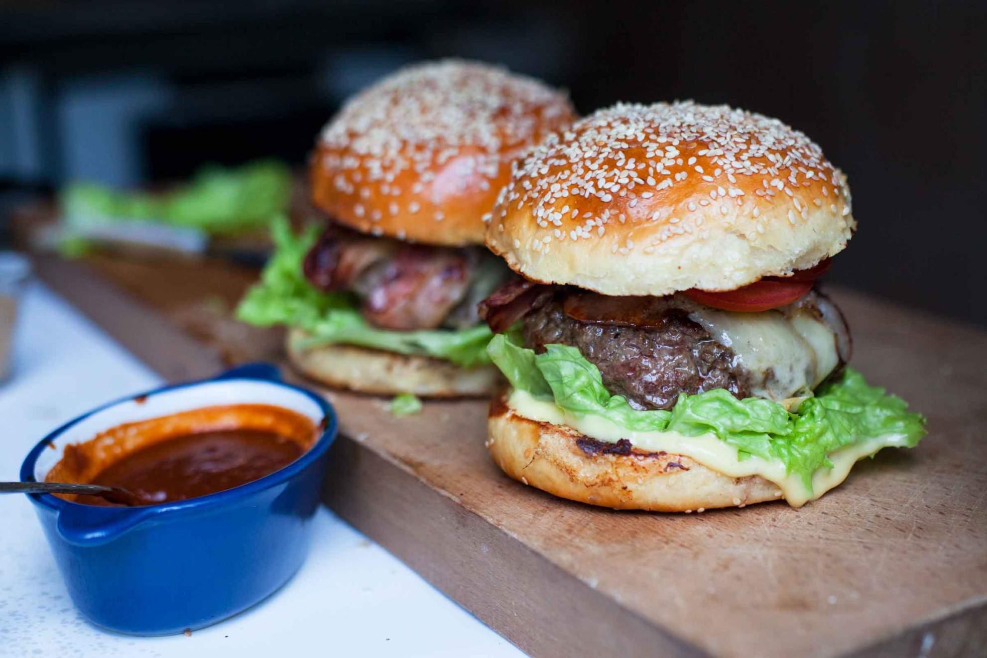 Beef Burger Jernej Kitchen