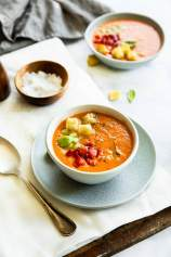 Easiest Gazpacho