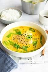 Ribji curry z zelenjavo