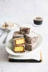 Lamington dessert
