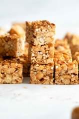 Peanut Butter Nut Clusters