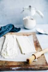 Simple Phyllo (Filo) Dough
