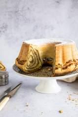 Potica (Slovenian Nut Roll)