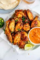 Smoked Paprika Chicken Wings