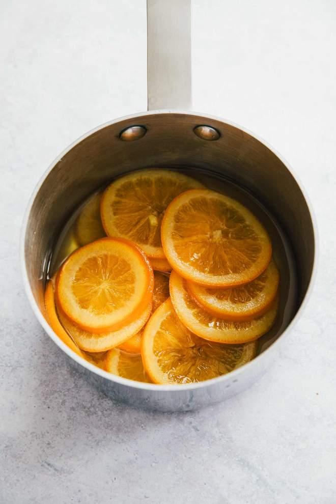 Kandirana pomaranča