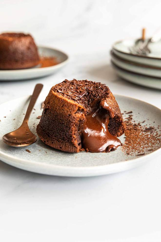 Foolproof Chocolate Lava Cake