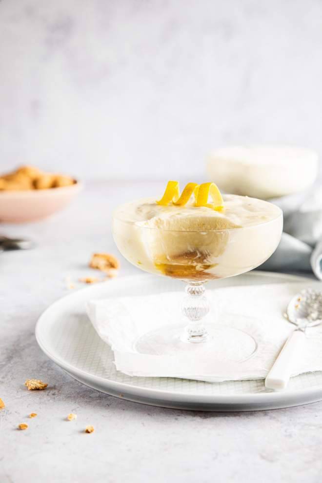 Lemon Mousse (Easy & Fresh)