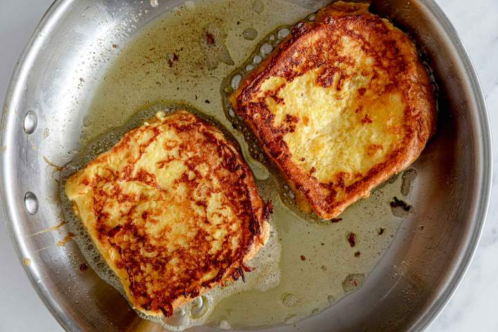 Pečenje Pohane šnite (ocvrti kruh)