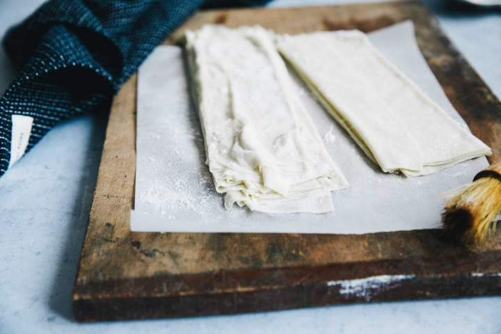 Simple Phyllo (Filo) Dough