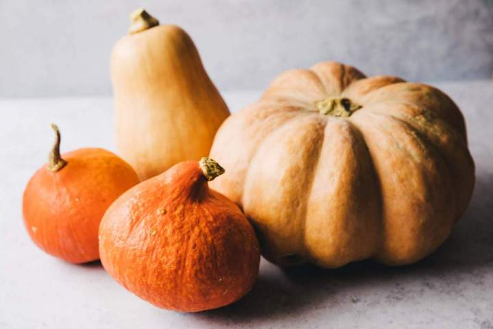Simple Pumpkin Puree
