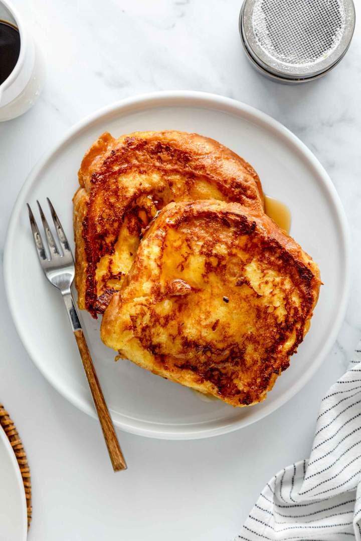 Pohane šnite (ocvrti kruh)