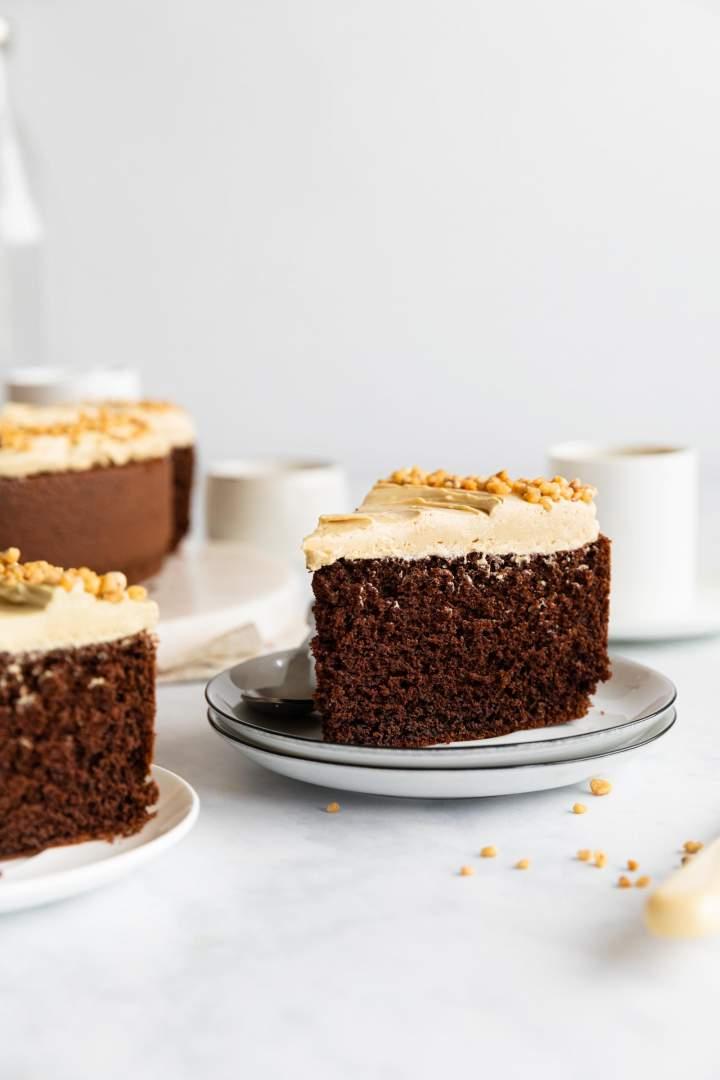 coffee espresso cake