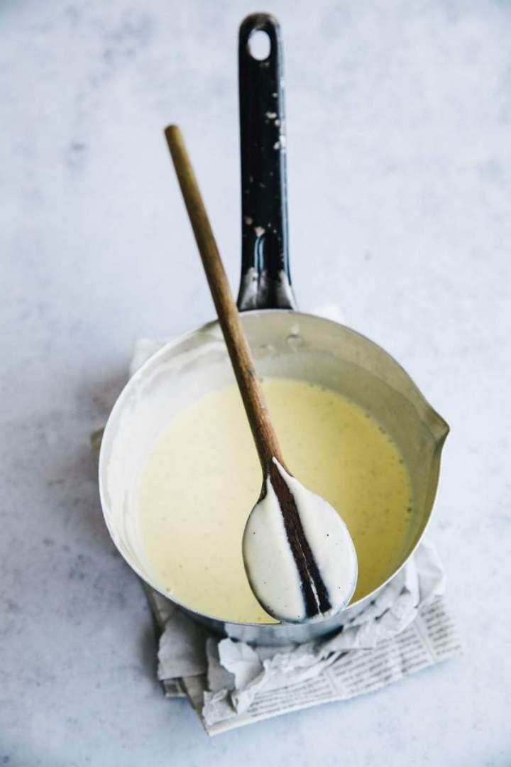 Easy Vanilla Sauce