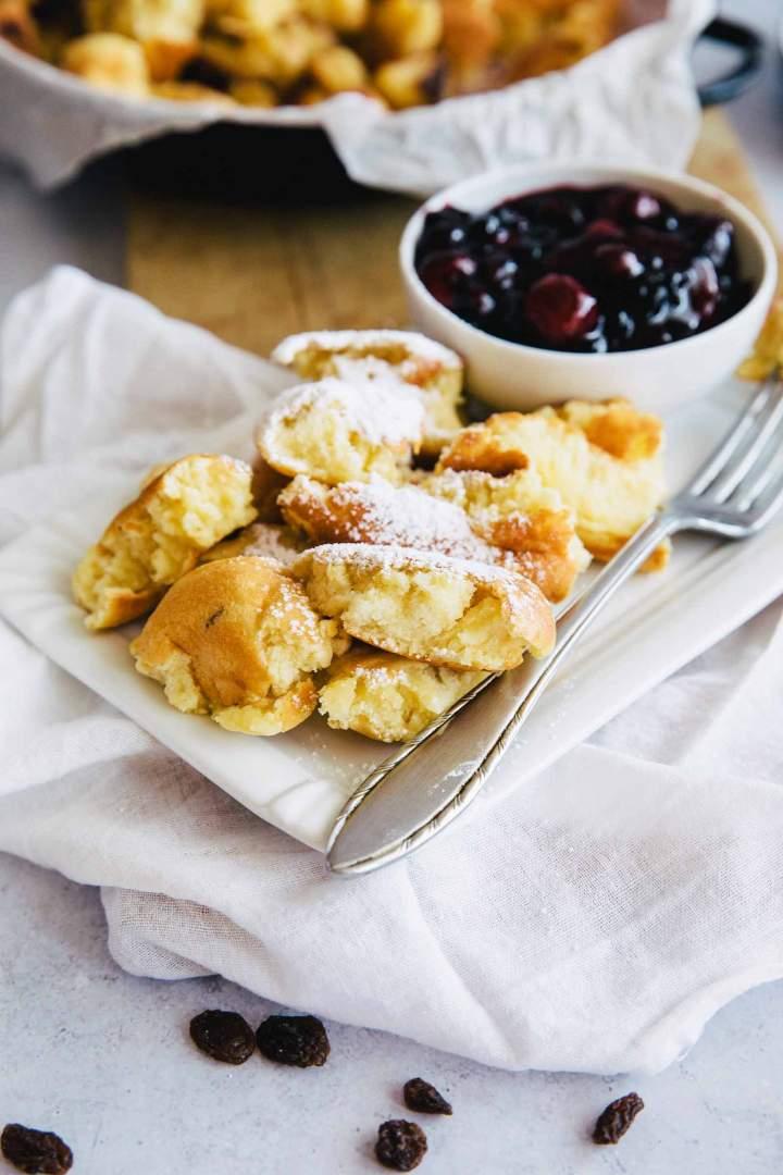 Austrian Scrambled Pancake