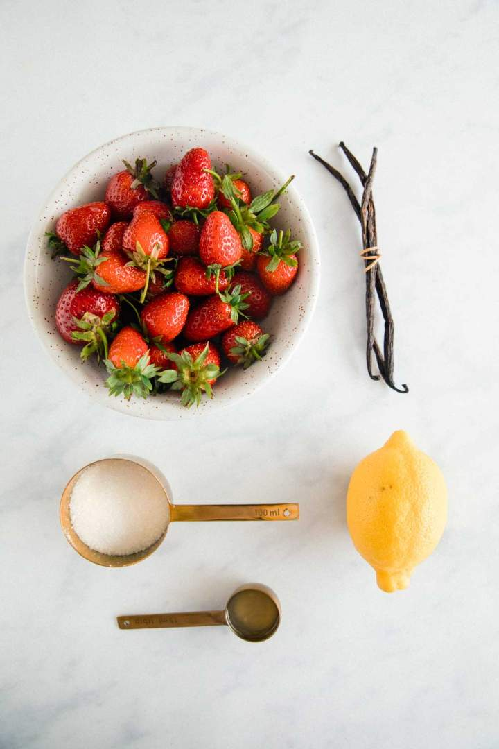 how to make macerated strawberries