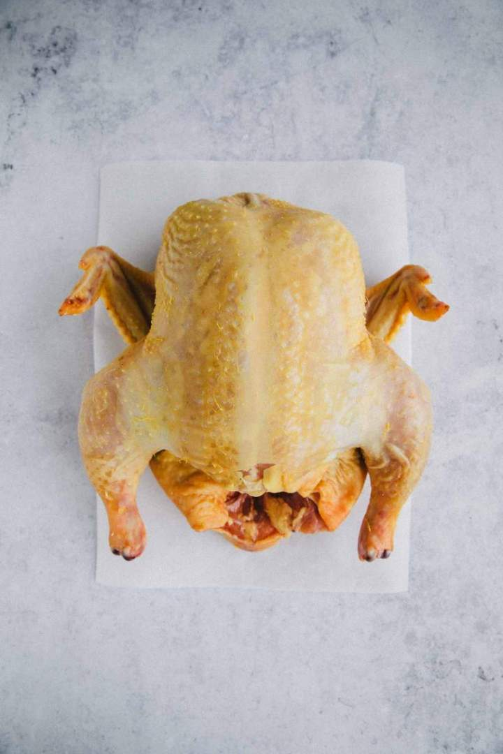 Perfect Crispy Roast Chicken