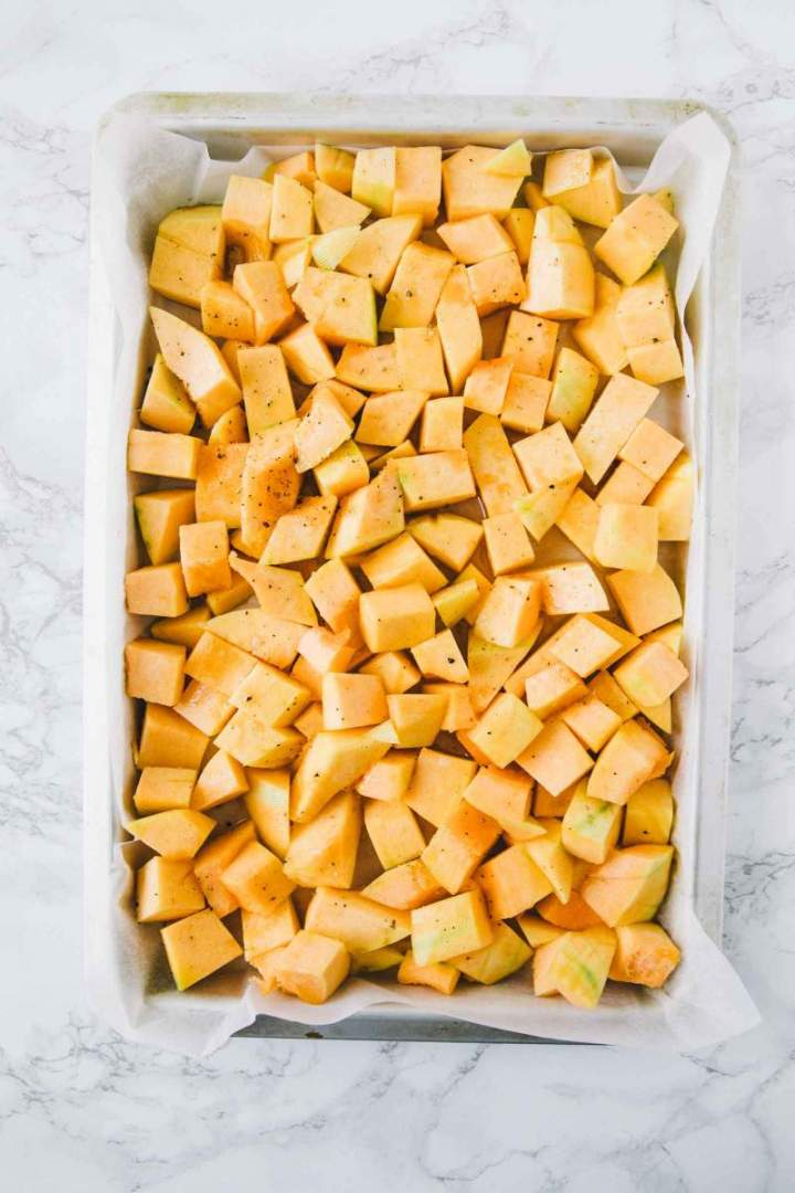 Easy Pumpkin Gnocchi