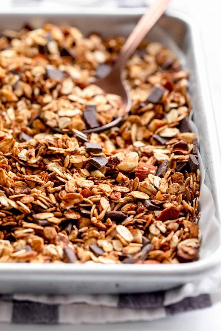 The Best Quinoa Granola