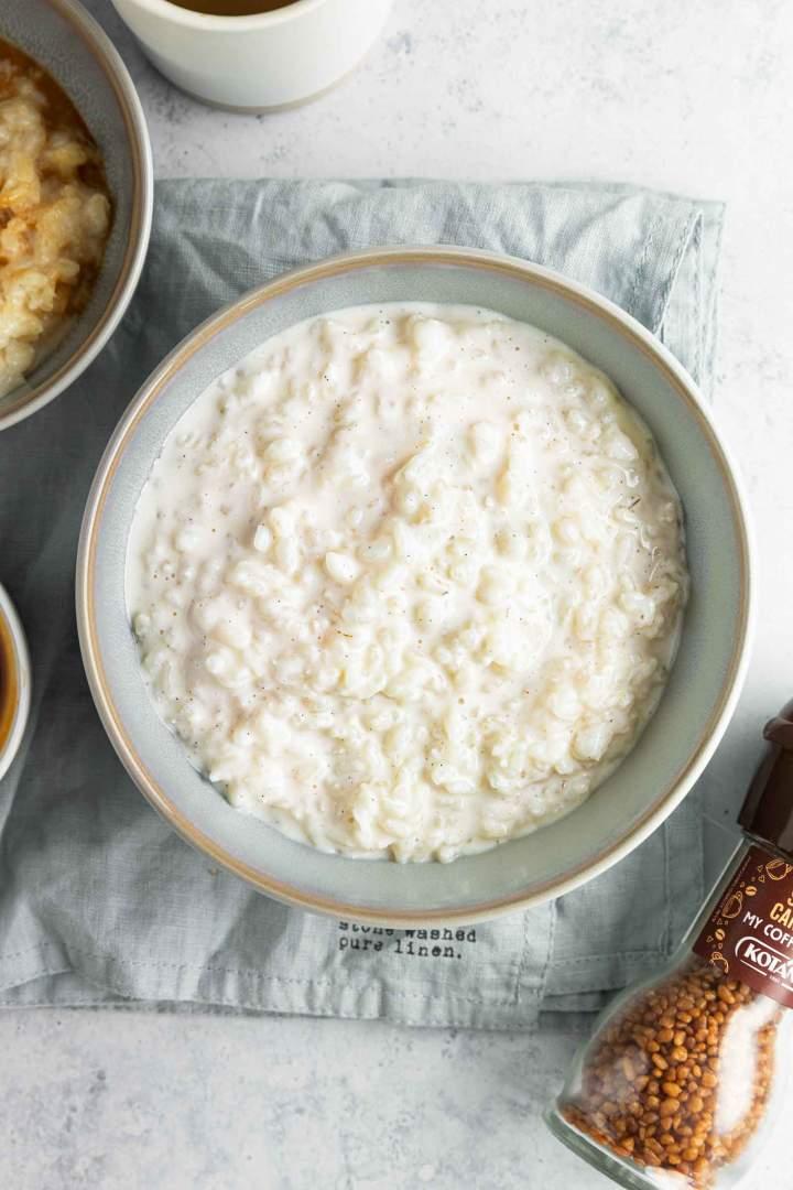 Najboljši mlečni riž