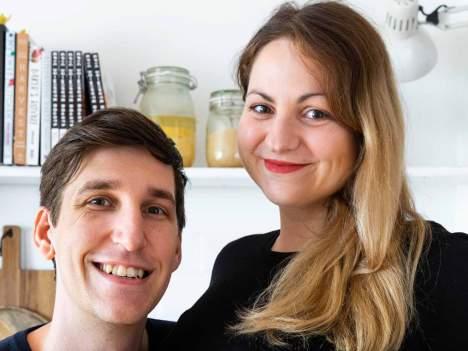 Authors of Jernej Kitchen Blog (Maja & Jernej Zver)